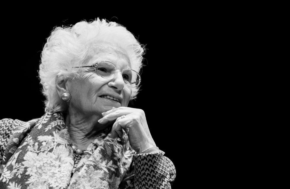 """Liliana Segre: """"l'indifferenza è la ragione del male"""""""