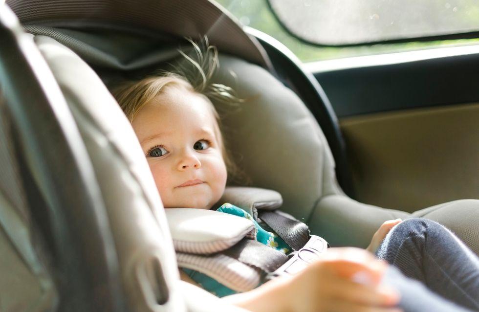 Crash tests : quels sont les sièges-auto les mieux notés ?