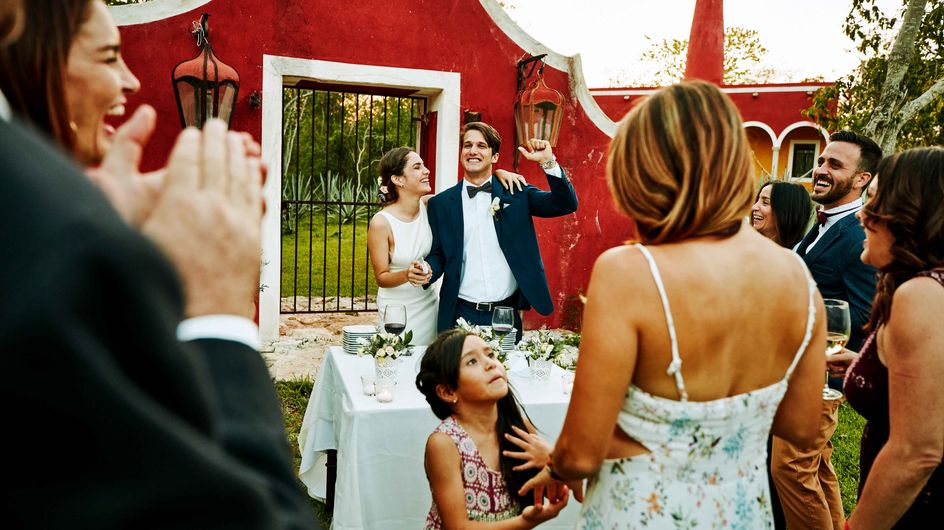 13 Dinge, die euch auf einer russischen Hochzeit erwarten