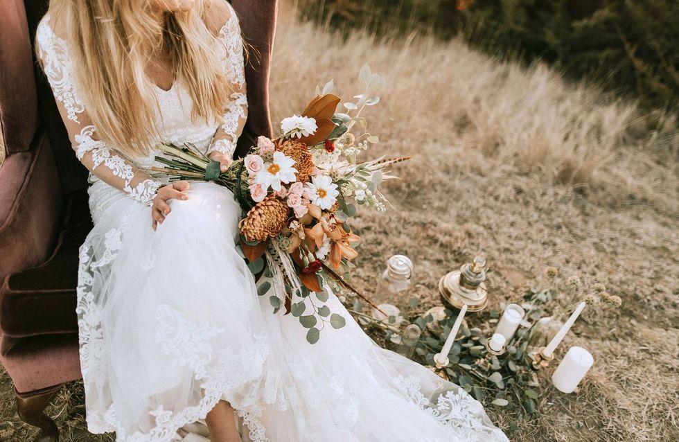 Toutes les tendances mariage repérées sur Pinterest pour 2020