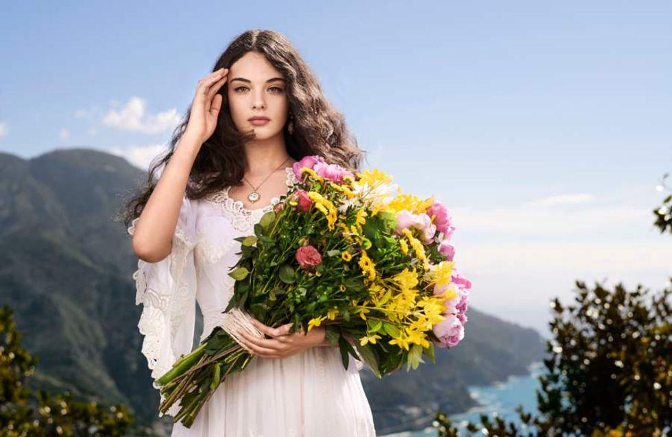 A 15 ans, Deva Cassel est le visage du nouveau parfum Dolce & Gabbana