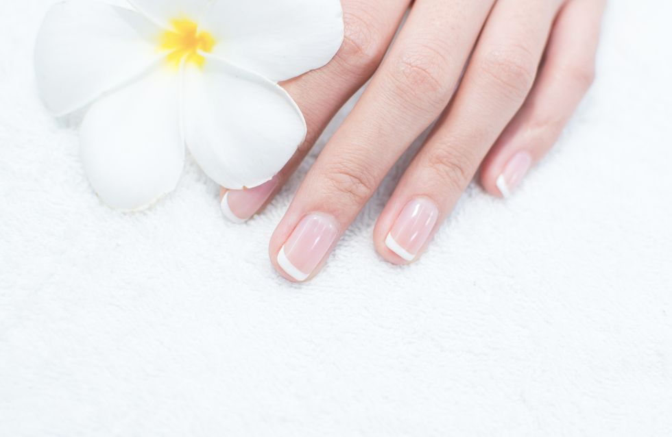 French manicure: cos'è e come farla