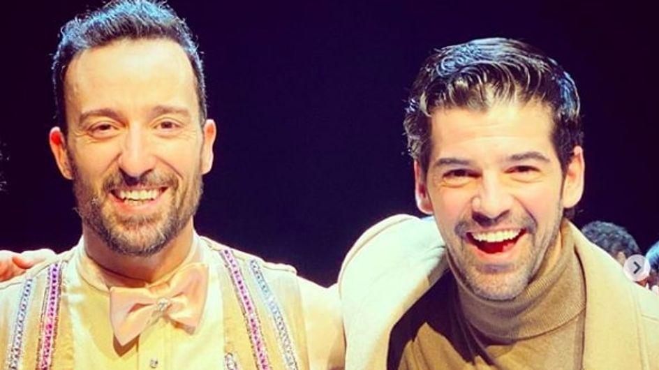 Un, Dos, Tres : 15 ans après, Pedro et Roberto se retrouvent