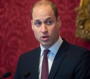 Aux BAFTA, le prince William n'a pas caché son inquiétude face au manque de dive
