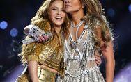 'Let's get loud': Shakira y Jennifer López reivindican el poder femenino en la S