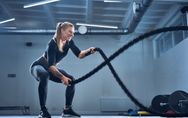 Solo apto para 'fit-girls'... ¿te atreves a probar el crossfit?
