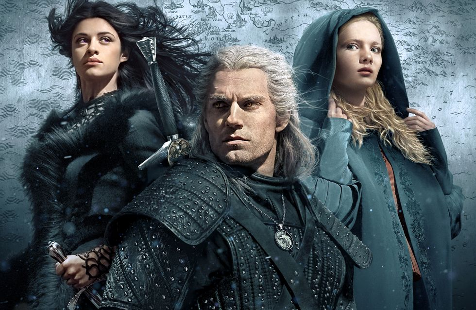 The Witcher-Drehorte: Alle Locations der Netflix-Serie