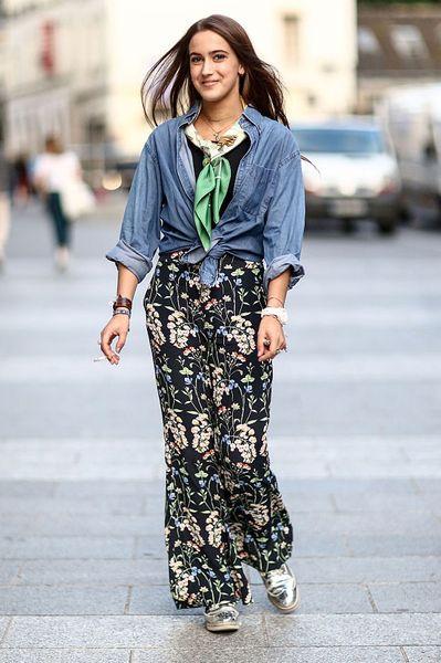 Jeanshemd kombinieren: Die schönsten Looks und besten Tipps