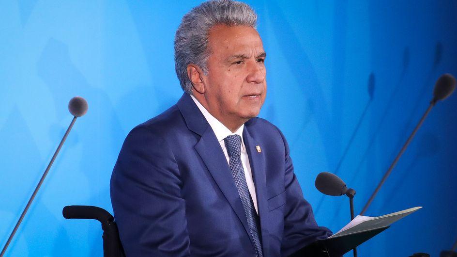 Harcèlement sexuel : pour le président équatorien, les femmes n'accusent que les moches