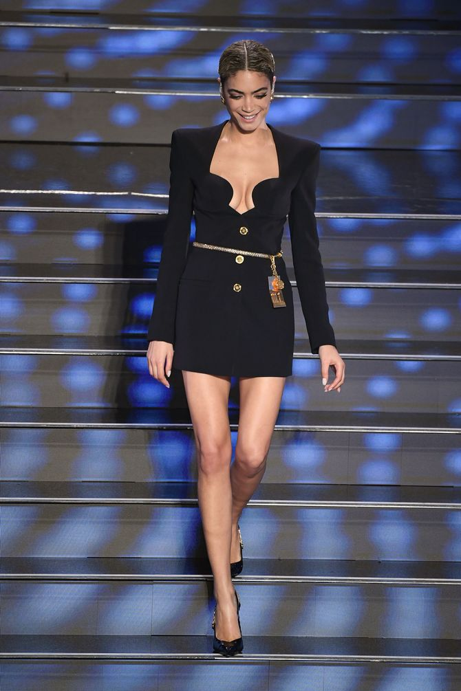Outfit Sanremo 2020