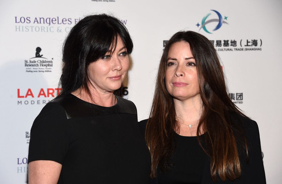 Holly Marie Combs explique son absence de soutien à Shannen Doherty sur les réseaux sociaux