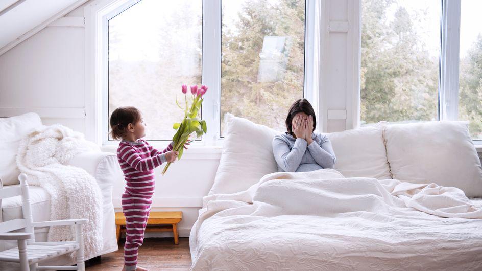 Valentinstag für Mamas: 4 Dinge, die wir uns mehr wünschen als Blumen & Pralinen