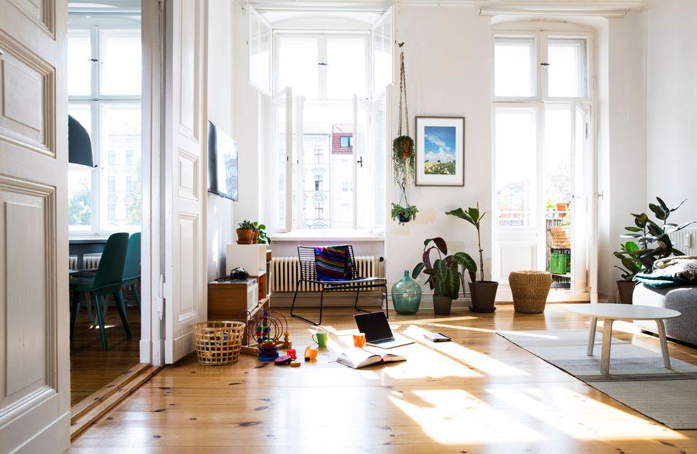 Fenster streifenfrei putzen: Die besten Tipps und Hausmittel