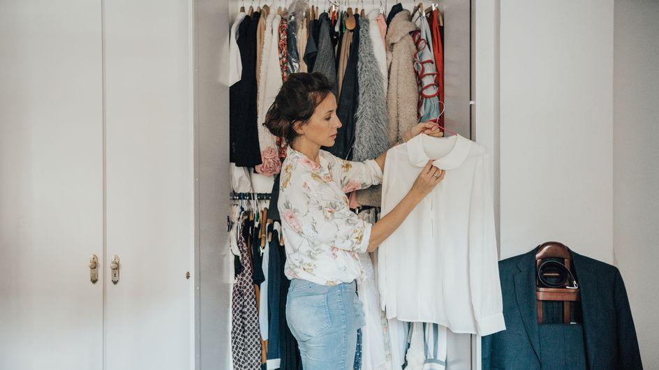 Decluttering armadio: le regole per fare pulizia (e spazio)!