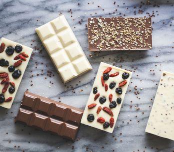 Süßes DIY: So einfach könnt ihr Schokolade selber machen