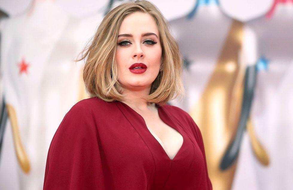Abnehm-Hammer: Adele ist nicht wiederzuerkennen