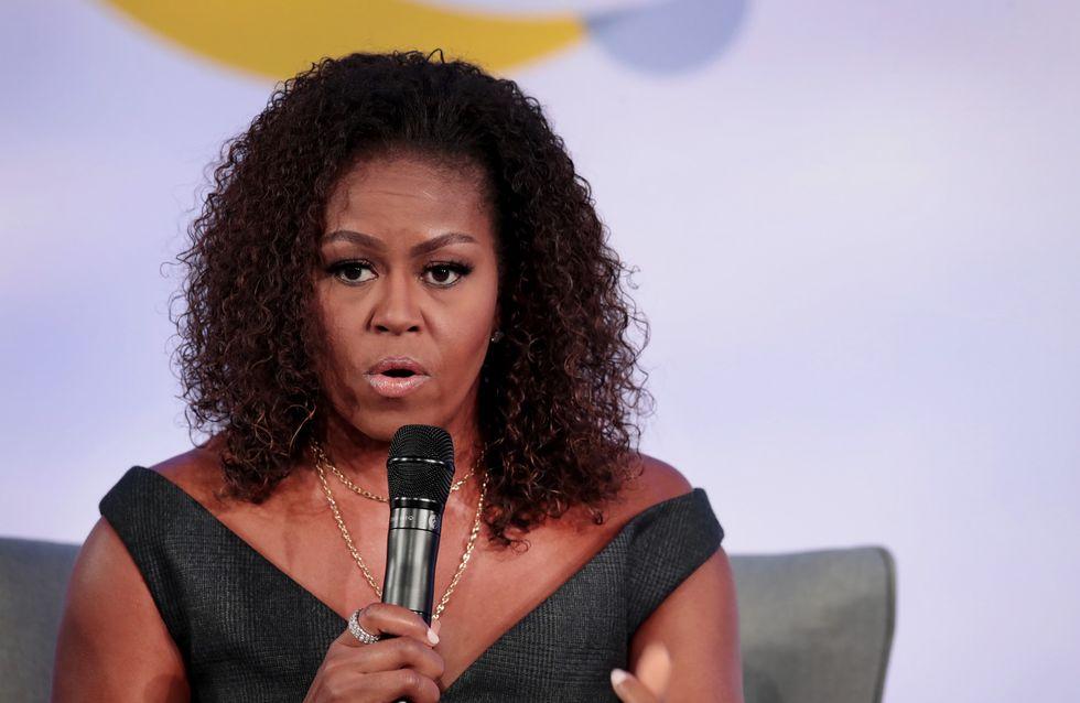 Michelle Obama parle de l'éducation body positive inculquée à ses filles