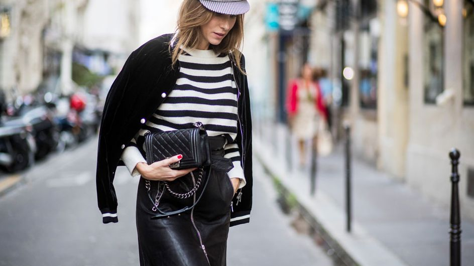 Streifenshirt kombinieren: So wird der Look super trendy