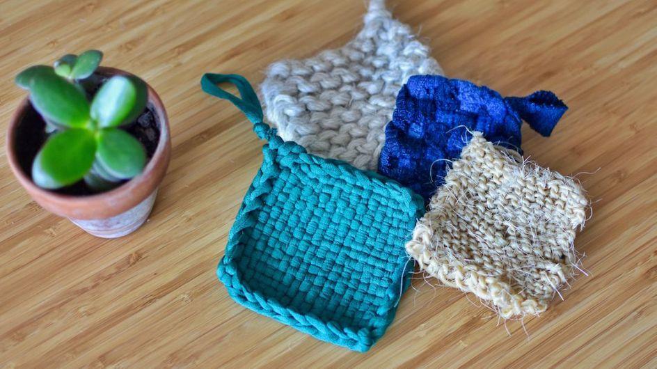 DIY : Comment fabriquer un tawashi, l'éponge japonaise écolo ?