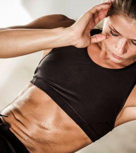 Fuerza y tonificación: los mejores ejercicios para abdomen