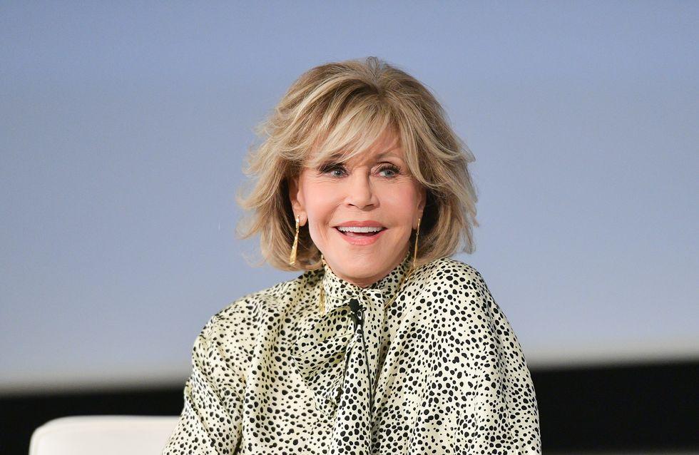 Jane Fonda en a définitivement fini avec la chirurgie esthétique