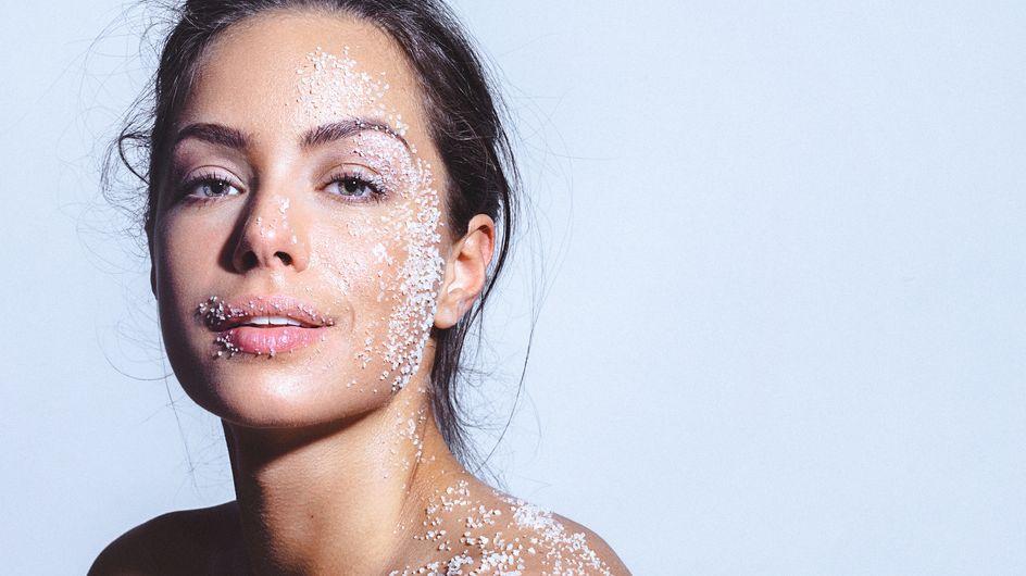 Estrena piel gracias a los beneficios de los exfoliantes líquidos