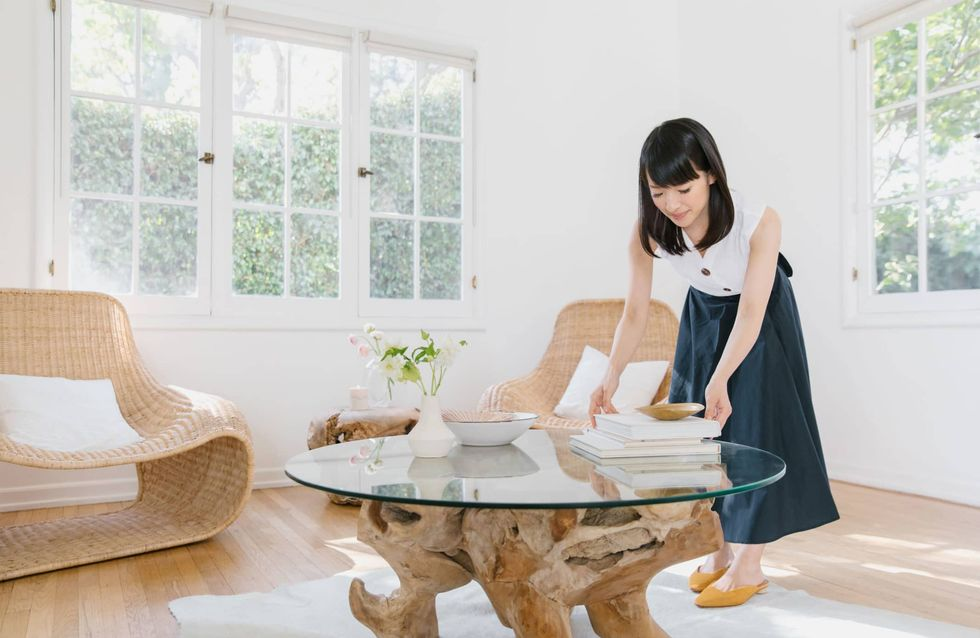 La méthode de rangement Marie Kondo pour en finir avec le désordre