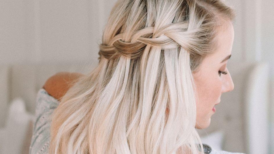 Tuto coiffure : comment réaliser une tresse cascade ?