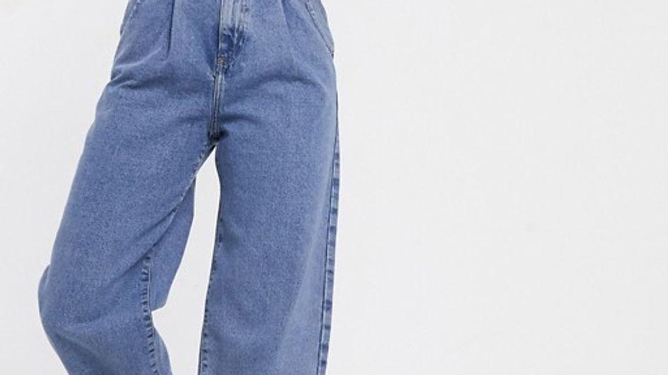 Jeans a palloncino: ecco come abbinarli