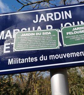 À Metz, un jardin hommage à des militantes LGBT vandalisé avant même d'être inau