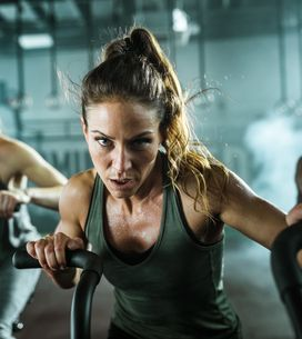 ¡Sigue pedaleando! 6 increíbles beneficios del spinning
