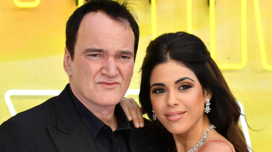 À 56 ans, Quentin Tarantino vient d'accueillir son premier enfant