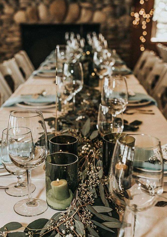 Coge algunas ideas para celebrar tu boda en invierno