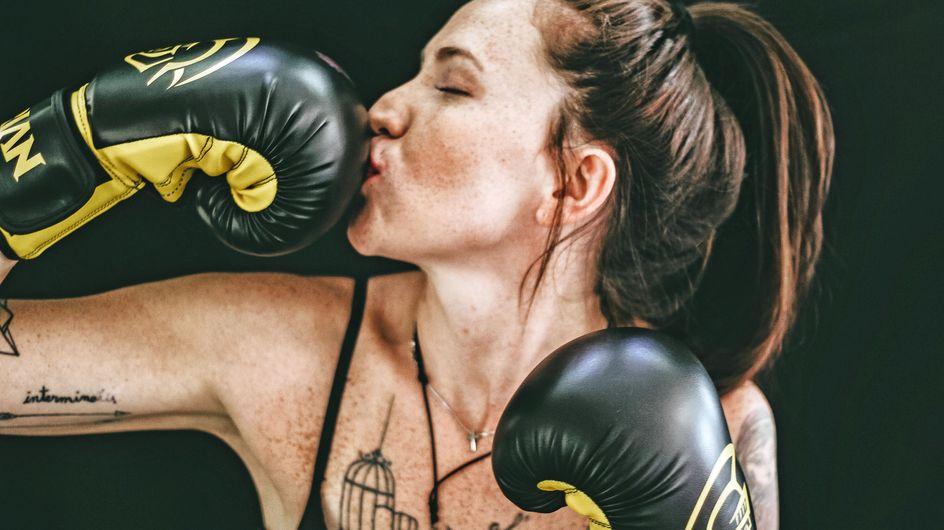 Kalorien-Killer: So effektiv ist Boxen für Frauen