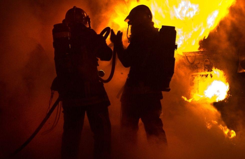 Trois jeunes sauvent un couple d'octogénaires des flammes, Castaner propose une médaille