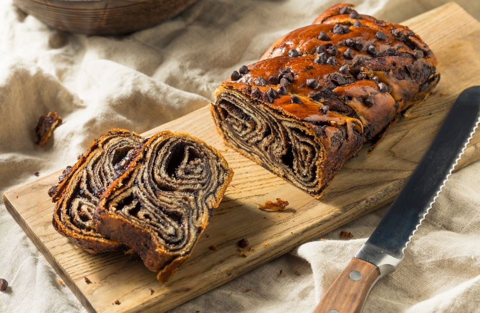 La recette de la babka, la brioche marbrée qui affole les foodies
