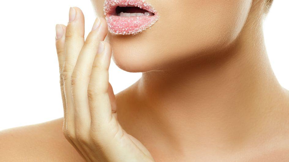 Gommage pour les lèvres : la recette maison !
