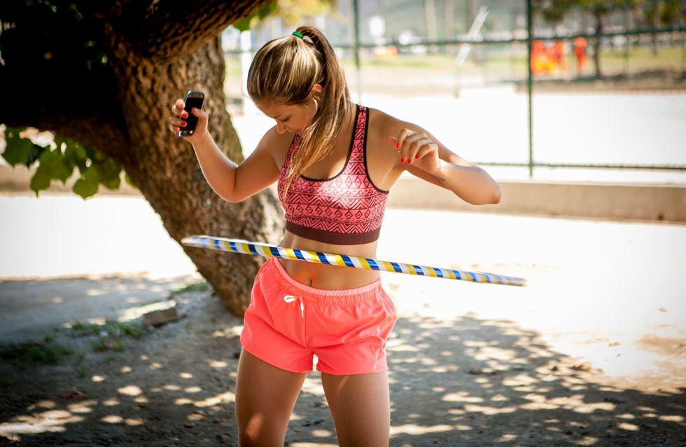 Les effets surprenants du hula hoop sur le corps