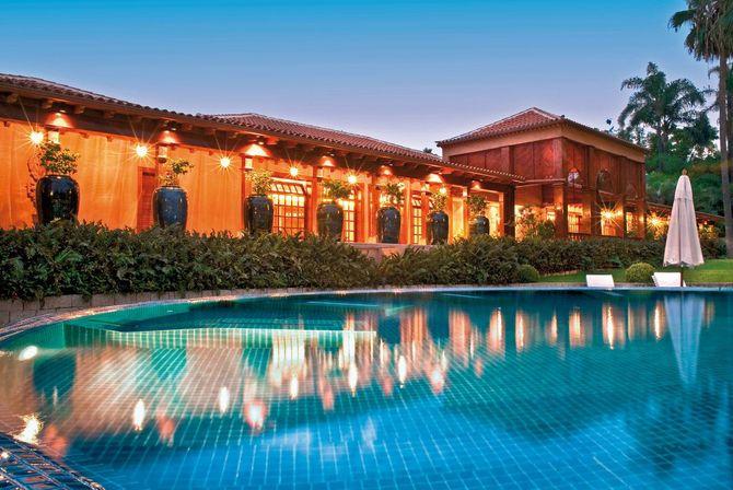 Spa Hotel Botánico
