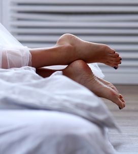 Le fétichisme des pieds : le plaisir jusqu'au bout des orteils
