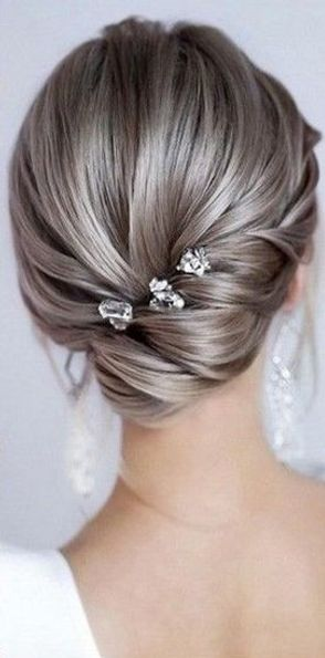 The Best Coiffure Facile Cheveux Court Chignon Images