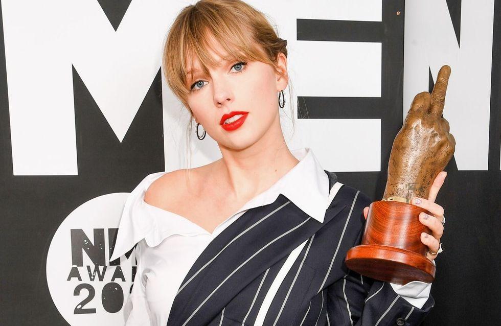 Taylor Swift diventa uomo, ma lo fa per una buona causa