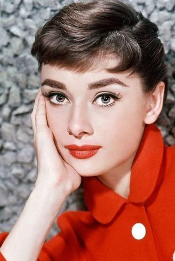 Audrey Hepburn- Inverno