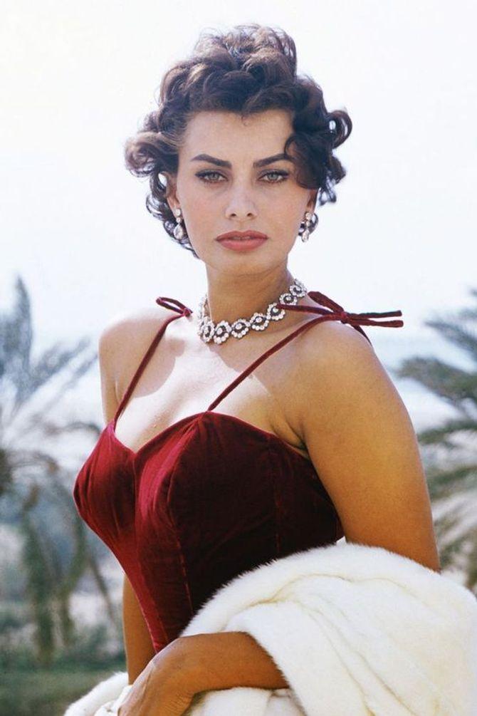 Sofia Loren- Autunno