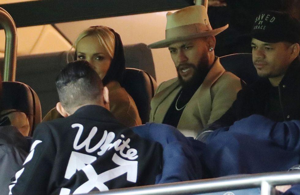 Ist Janin Ullmann mit Neymar zusammen?
