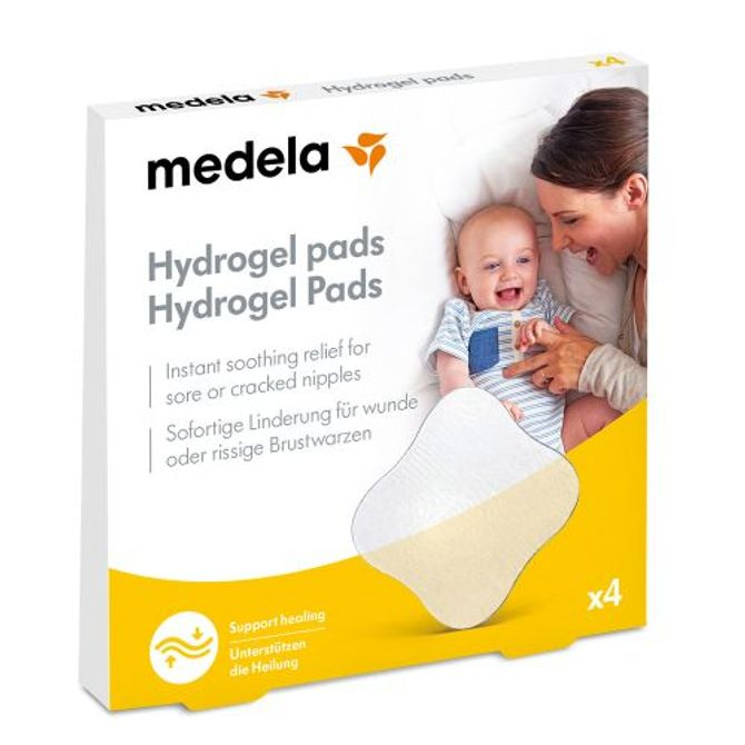 Compresses hydrogel - Medela