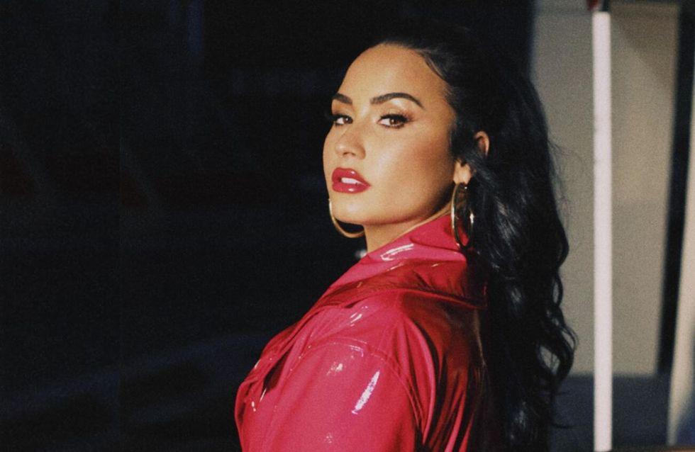 Demi Lovato: 'Puedes aprender a quererte a ti misma de la forma que te mereces'