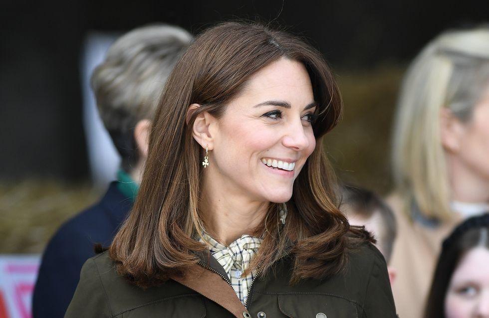Kate Middleton dévoile une nouvelle coupe de cheveux pour l'arrivée du printemps