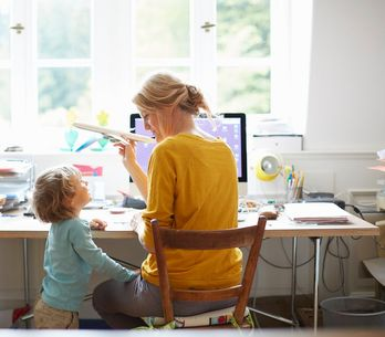Coronavirus y niños: cómo conciliar el cuidado de tus hijos y el trabajo durante