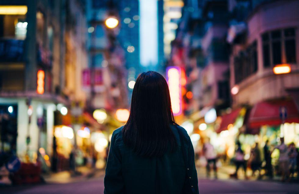 Una 'app' diseñada por cinco adolescentes para acabar con el miedo a caminar sola